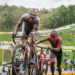 2019-10-19: Cycling: Superprestige: Boom: Cycling or running was the question today