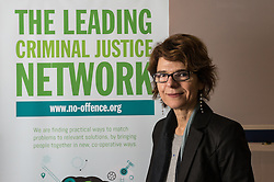 Vicky Price at the Recruit with Conviction Conference organised by No Offence
