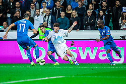 Verbic of Slovenia during the 2020 UEFA European Championships group G qualifying match between Slovenia and Israel at SRC Stozice on September 9, 2019 in Ljubljana, Slovenia. Photo by Grega Valancic / Sportida