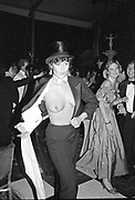 Vanessa Harkness. Berkeley Square Ball. 16 July 1984.  SUPPLIED FOR ONE-TIME USE ONLY> DO NOT ARCHIVE. © Copyright Photograph by Dafydd Jones 66 Stockwell Park Rd. London SW9 0DA Tel 020 7733 0108 www.dafjones.com