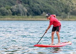 22.05.2017, Kalterer See, Kaltern, ITA, OESV, Nordische Kombinierer, Trainingskurs Kaltern, im Bild Franz Josef Rehrl // during a Trainingscamp of Austrian Nordic Combined Team at the Kalterer Lake, Kaltern, Italy on 2017/05/22. EXPA Pictures © 2017, PhotoCredit: EXPA/ JFK