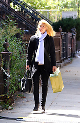 August 30, 2016 - New York, New York, United States - Actress Claire Danes was on the Brooklyn set of the TV show 'Homeland' on August 30 2016 in New York City  (Credit Image: © Zelig Shaul/Ace Pictures via ZUMA Press)