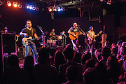 Corey Smith with Mike Hines, Antwane McMullin and Kris Dale