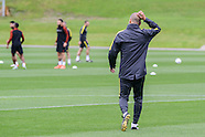Man City Training 120916