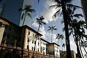 Dillingham Transportation Bldg., Honolulu, Oahu, Hawaii<br />