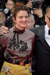Alice Rohrwacher attending the opening ceremony and premiere of The Dead Don't Die, during the 72nd Cannes Film Festival.