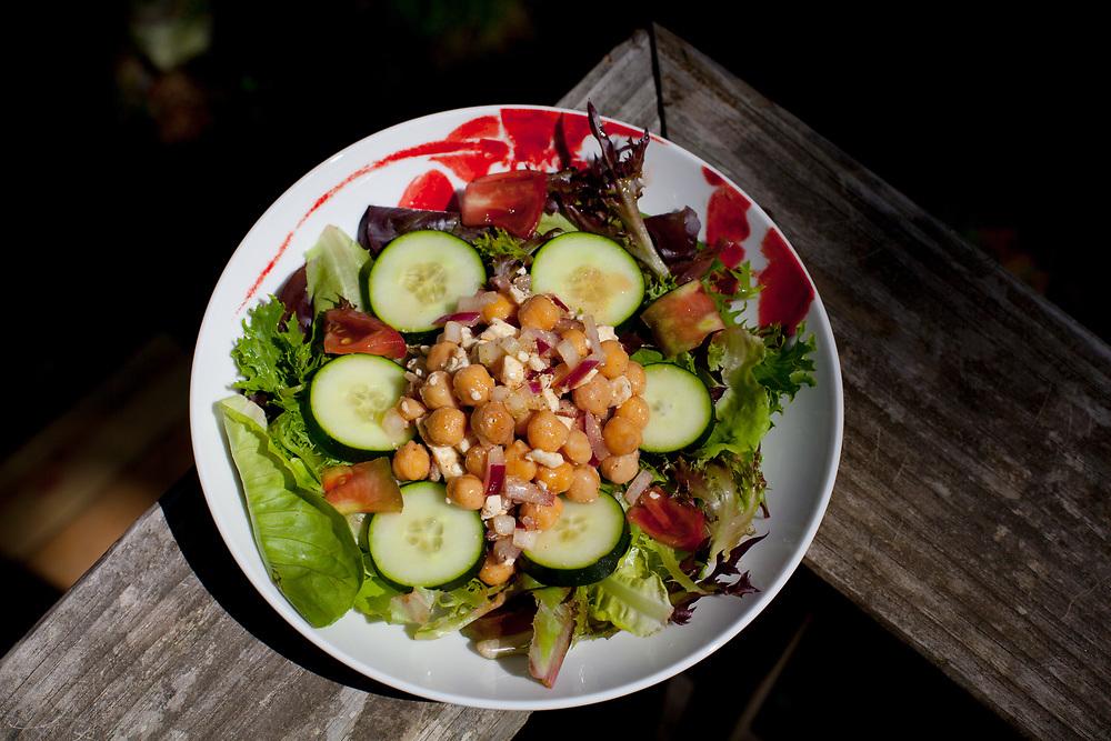 Chickpea Salad from the fridge (m€) - WFRI