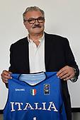 20170805 Presentazione Sacchetti Coach Nazionale Maschile
