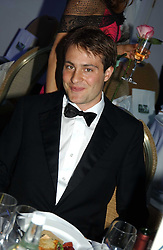 BEN GOLDSMITH at the Game Conservancy Jubilee Ball in aid of the Game Conservancy Trust held at The Hurlingham Club, London SW6 on 26th May 2005<br /><br />NON EXCLUSIVE - WORLD RIGHTS