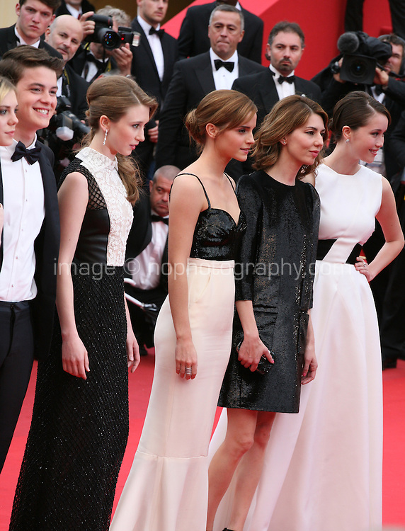at the gala screening of Jeune & Jolie at the 2013 Cannes Film Festival 16th May 2013
