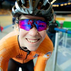 15-10-2019: Cycling: EC track: Apeldoorn <br />Kyra Lamberink