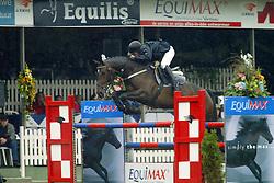 De Bruijn Pieter Martijn-Rythem<br /> KWPN Paardendagen Ermelo 2004<br /> Photo © Hippo Foto