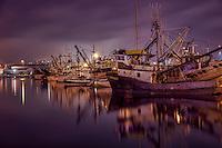 Fishermen's Terminal @ Night