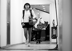 May 16, 2019 - Rome, ITALY - Naomi Osaka of Japan on her way to the court for her second-round match at the 2019 Internazionali BNL d'Italia WTA Premier 5 tennis tournament (Credit Image: © AFP7 via ZUMA Wire)