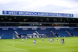 A general view of The Hawthorns during West Bromwich Albion and Queens Park Rangers in the Sky Bet Championship behind closed doors cause of the Covid-19 Pandemic - Mandatory by-line: Robbie Stephenson/JMP - 22/07/2020 - FOOTBALL - The Hawthorns - West Bromwich, England - West Bromwich Albion v Queens Park Rangers - Sky Bet Championship