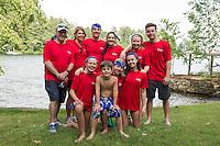 Bradley Family Relay July 3, 2016.  ©2016 Karen Bobotas Photographer