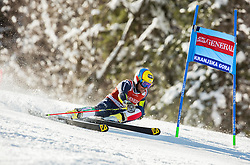 Luca De Aliprandini (ITA) competes during 9th Men's Giant Slalom race of FIS Alpine Ski World Cup 55th Vitranc Cup 2016, on March 4, 2016 in Kranjska Gora, Slovenia. Photo by Vid Ponikvar / Sportida