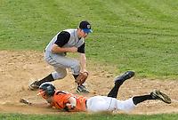 First round Class M Baseball Winnisquam versus Conant June 3,  2010.