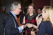 DANIEL JOHSNON; DAISY DUNN; ISABEL WOLFE, The Literary Review Bad Sex in Fiction Award 2013. The In and Out Club, 4 St. james's Sq. London. 3 December 2013