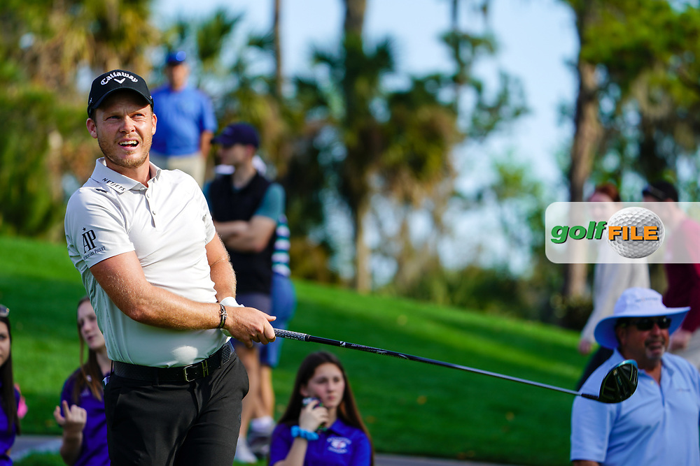 Danny Willett (ENG) during the preview to the Players Championship, TPC Sawgrass, Ponte Vedra Beach, Florida, USA. 11/03/2020<br /> Picture: Golffile   Fran Caffrey<br /> <br /> <br /> All photo usage must carry mandatory copyright credit (© Golffile   Fran Caffrey)