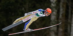 04.02.2017, Heini Klopfer Skiflugschanze, Oberstdorf, GER, FIS Weltcup Ski Sprung, Oberstdorf, Skifliegen, im Bild Pius Paschke (GER) // Pius Paschke of Germany during mens FIS Ski Flying World Cup at the Heini Klopfer Skiflugschanze in Oberstdorf, Germany on 2017/02/04. EXPA Pictures © 2017, PhotoCredit: EXPA/ Peter Rinderer