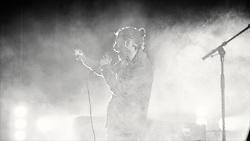 Atoms For Peace perform at The Treasure Island Music Festival - San Francisco, CA - 10/19/13