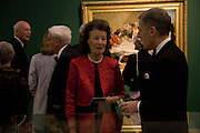 Mrs. Coral Samuel, Millais exhibition opening and Dinner. Tate Gallery. 24 September 2007. -DO NOT ARCHIVE-© Copyright Photograph by Dafydd Jones. 248 Clapham Rd. London SW9 0PZ. Tel 0207 820 0771. www.dafjones.com.