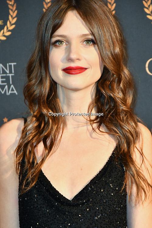 Johanna Smitz, nominated best actress Arrivers at Gold Movie Awards at Regents Street Theatre, on 9th January 2020, London, UK