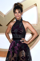Halle Berry attending the Kingsman: The Golden Circle World Premiere held at Odeon and Cineworld Cinemas, Leicester Square, London. Picture date: Monday 18th September 2017. Photo credit should read: Doug Peters/Empics Entertainment