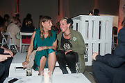 TANYA BONAKDAR; LISA JUNGHANSS, The Bronx Museum of the Arts, Tanya Bonakdar Gallery and the Victoria Miro Gallery host a reception and dinner in honor of Sarah Sze: Triple Point. Representing the United States of America at the 55th Biennale di Venezia with the Co  Commissioners of the  U. S. Pavilion Holly Block, Executive Director of the Bronx Museum of the arts  and Carey Lovelace. <br /> <br /> Rialto Fish market. Venice. . 29 May 2013