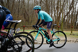 Kathrin Hammes (GER) at Driedaagse Brugge - De Panne 2018 - a 151.7 km road race from Brugge to De Panne on March 22, 2018. Photo by Sean Robinson/Velofocus.com