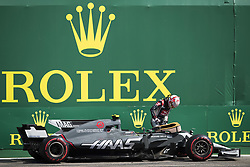 September 1, 2017 - Monza, Italy - Motorsports: FIA Formula One World Championship 2017, Grand Prix of Italy, .#20 Kevin Magnussen (DNK, Haas F1 Team) (Credit Image: © Hoch Zwei via ZUMA Wire)