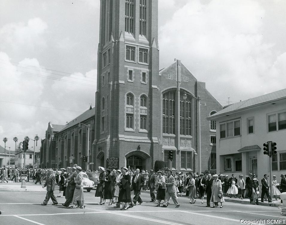 1955 Hollywood Presbyterian Church of Hollywood