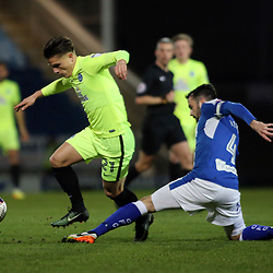Chesterfield v Peterborough United