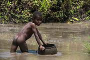 Dani tribe <br /> Budaya village<br /> Suroba<br /> Trikora Mountains<br /> West Papua<br /> Indonesia