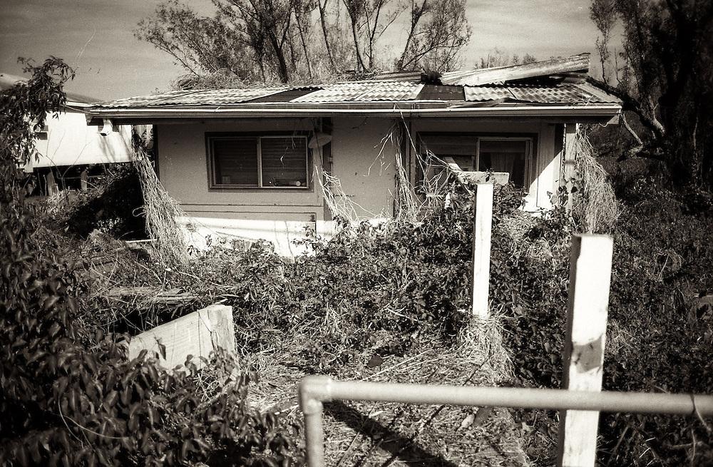 Abandoned Home, Pilottown, LA 1/05