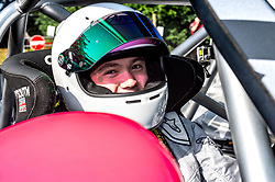 Colin Bysouth pictured while competing in the BRSCC Mazda MX-5 SuperCup Championship. Picture taken at Cadwell Park on August 1 & 2, 2020 by BRSCC photographer Jonathan Elsey