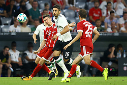 August 1, 2017 - Munich, Germany - Marko Grujic of Liverpool during the second Audi Cup football match between FC Bayern Munich and FC Liverpool in the stadium in Munich, southern Germany, on August 1, 2017. (Credit Image: © Matteo Ciambelli/NurPhoto via ZUMA Press)
