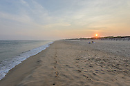 Sunset, Two Mile Hollow Beach, East Hampton, NY, Long Island