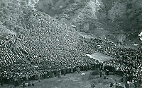 1921 Easter Sunrise Service at The Hollywood Bowl