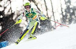 GUTIERREZ Mireia of Andorra competes during the 7th Ladies'  tSlalom at 55th Golden Fox - Maribor of Audi FIS Ski World Cup 2018/19, on February 2, 2019 in Pohorje, Maribor, Slovenia. Photo by Matic Ritonja / Sportida