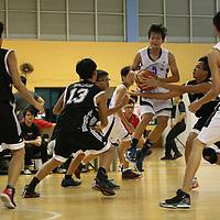 2013 B Division Basketball