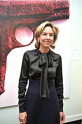 BRONWYN COSGRAVE at the Moet Hennessy Pavilion of Art & Design London Prize 2009 held in Berkeley Square, London on 12th October 2009.