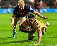 Bristol Rugby v Wasps 271219