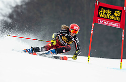GAGNON Marie-Michele of Canada competes during the 6th Ladies'  GiantSlalom at 55th Golden Fox - Maribor of Audi FIS Ski World Cup 2018/19, on February 1, 2019 in Pohorje, Maribor, Slovenia. Photo by Vid Ponikvar / Sportida