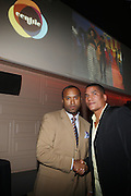 l to r: Paxton Baker and Londell McMillan at The Celebration of the Return of The Soul Train Awards and the Premiere of Centric Presents: 2009 Soul Train Awards held at La Pomme on Octobert 19, 2009. Terrence Jennings/Retna, Ltd