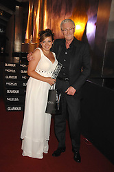 CHARLOTTE CHURCH and PAUL O'GRADY at the Glamour magazine Women of the Year Awards held in the Berkeley Square Gardens, London W1 on 5th June 2007.<br /><br />NON EXCLUSIVE - WORLD RIGHTS