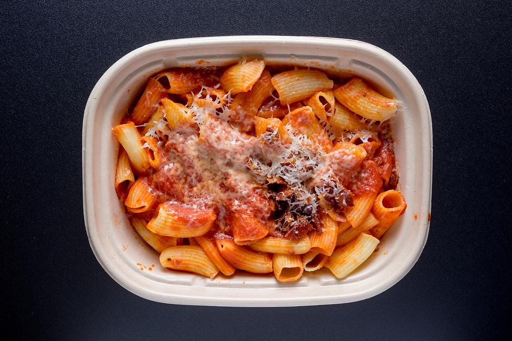 Rigatoni Amatriciana from Maestro Pasta ($13.84) - WFNYC: TOOL