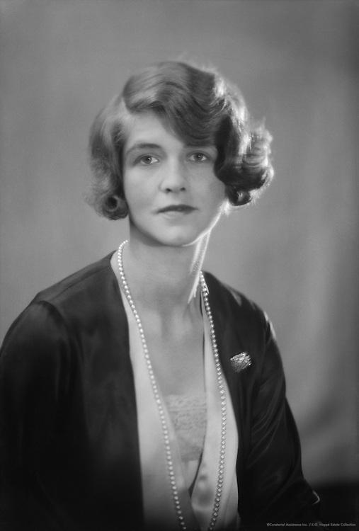 Ann-Mari Tengbom, the Swedish Princess Otto von Bismarck, 1929