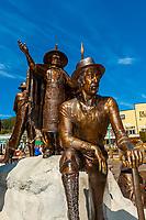 Statues, Ketchikan, Southeast Alaska USA